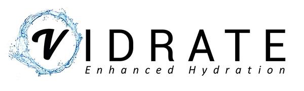 ViDrate logo